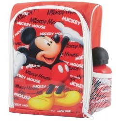 Baby Lunch Bag With Bottle Mickey Mouse 121101