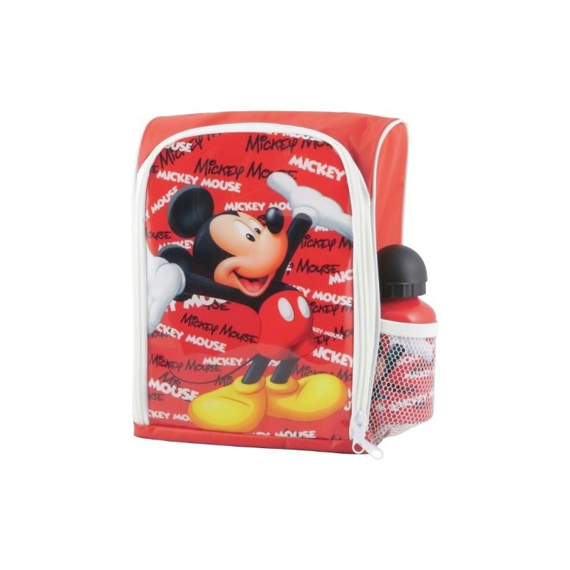 DISNEY - Baby Lunch Bag With Bottle Mickey Mouse 121101