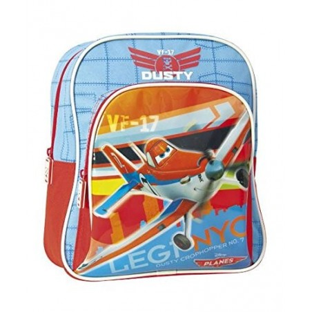 DISNEY - Baby Backpack For Kindergarten Planes 33 cm