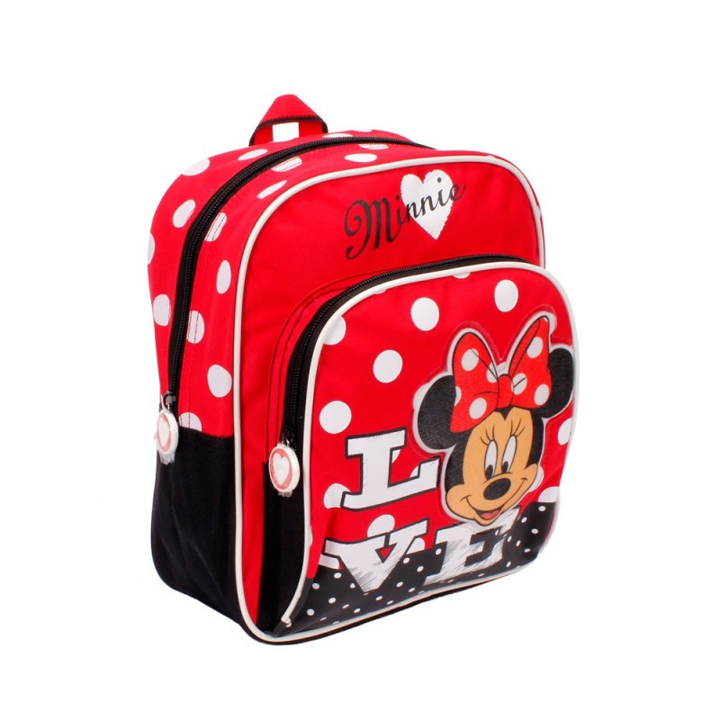 DISNEY - Baby Backpack For Kindergarten Minnie Love 28 cm
