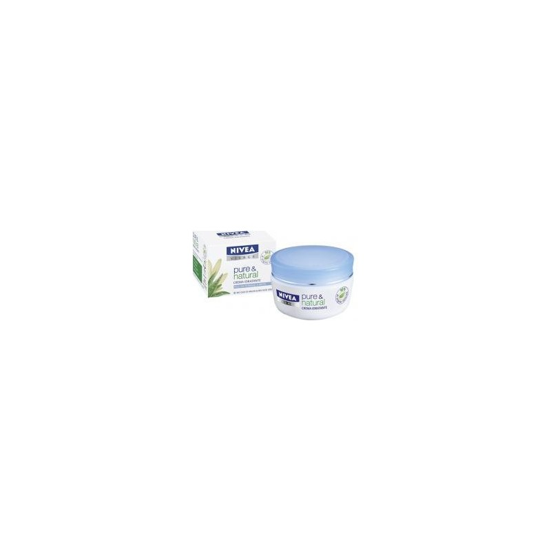 NIVEA - Facial Moisturizer For Normal And Mixed Well & Natural 50Ml