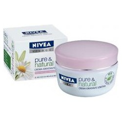 Cream Pure & Natural Soothing Facial For Dry And Sensitive Skin 50 Ml