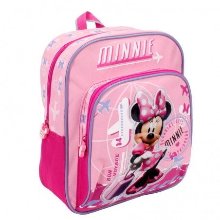 DISNEY - Baby Backpack For Kindergarten Minnie Voyage 28 cm