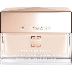 L'intemporel global youth silky sheer anti-wrinkle face cream 50 ml