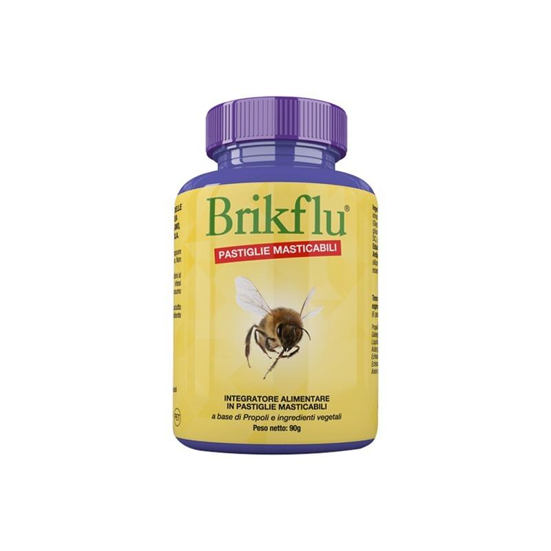 BIOSALUS - Candies Brikflu To Propoli 90 Gr