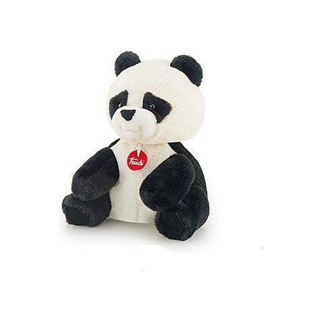 TRUDI - Heatable Plush Microwawe Panda Scaldasogni 26 cm
