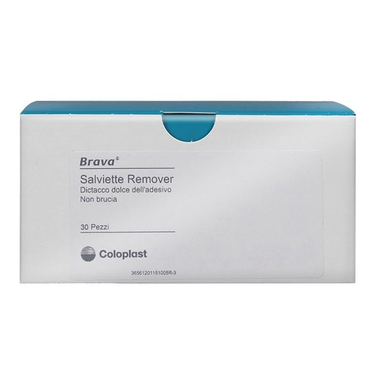 COLOPLAST - Adhesive Remover Wipes 30 Pieces