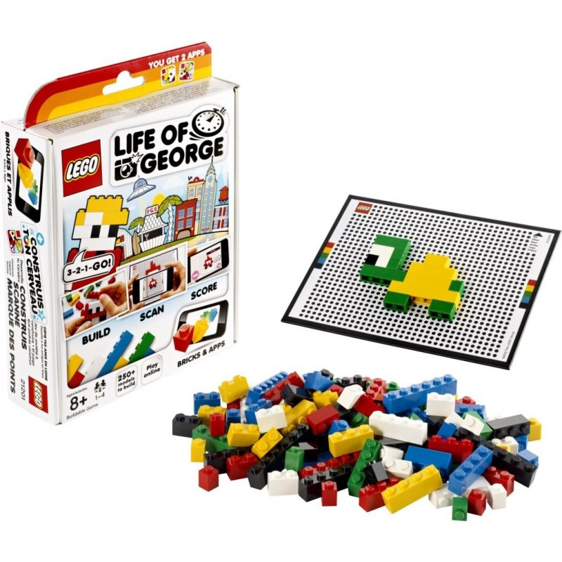 LEGO - Toy Life For George For Children 8 Years +