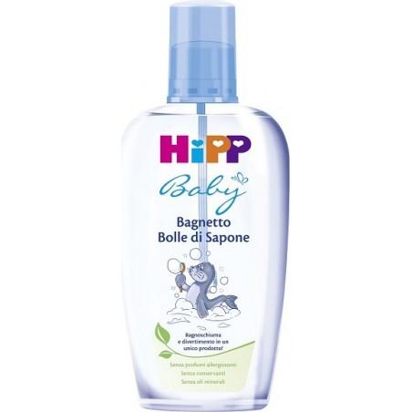 HIPP - Baby Bath Foam Bolle Di Sapone - Bubble Blower 200 ml