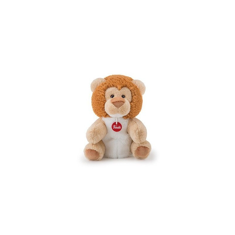 TRUDI - Scaldasogni  heatable soft lion 26 cm