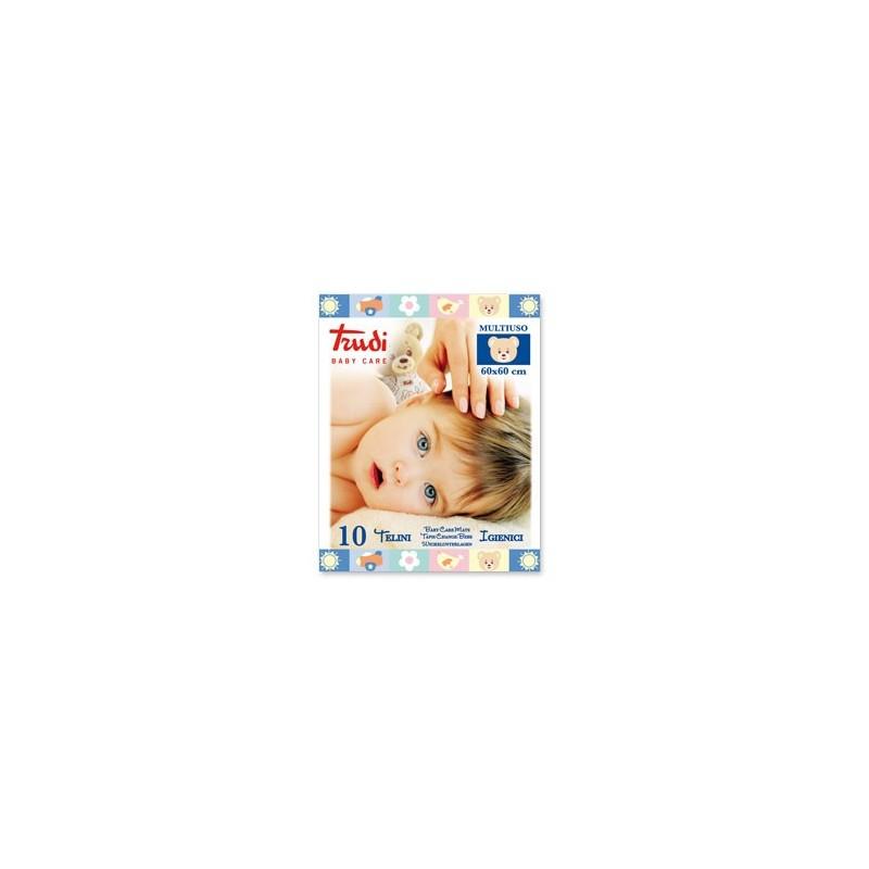 TRUDI - Baby underpads 60x60 10 pieces