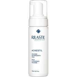 Acnestil face cleansing mousse for oily and sensitive skin 150 ml