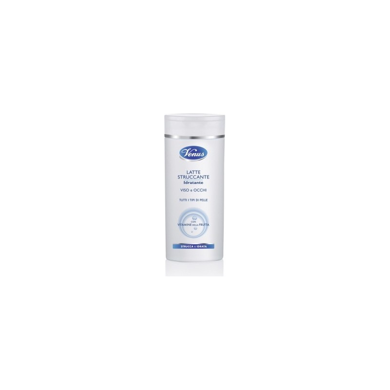 VENUS - Hydrating Cleansing Milk Face And Eyes 200 Ml