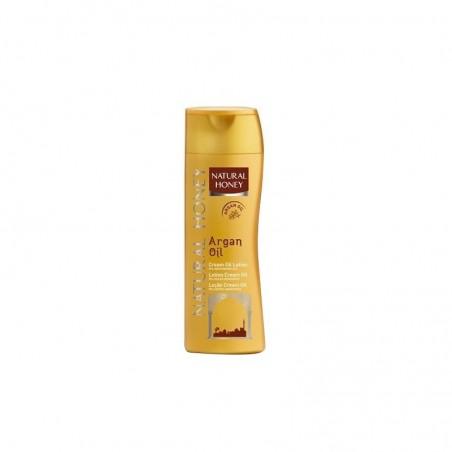 NATURAL HONEY - argan oil Body Lotion Nourishing 330 ml