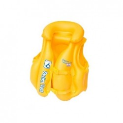 Step B Premium Swim Vest - Yellow