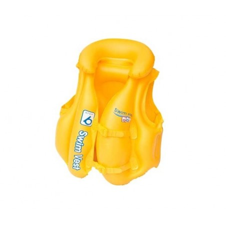 BESTWAY - Step B Premium Swim Vest - Yellow