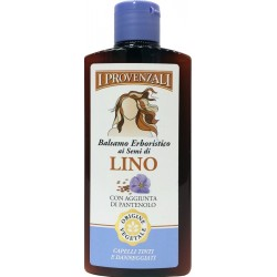 Conditioner Herbal Linseed Detangling Hair 200 Ml