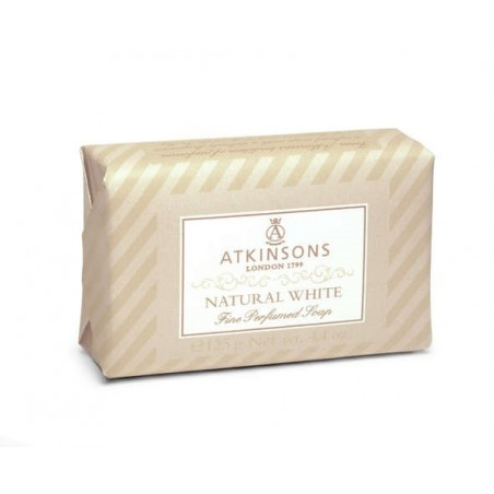 ATKINSONS - Natural White Fine Perfumed Soap 200 gr