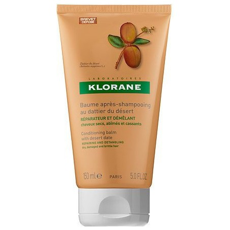 Klorane - Conditioning Balm With Desert Date 150 Ml