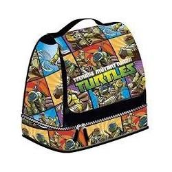Boys Lunch Bag Handbag Turtles Shoot 23 cm