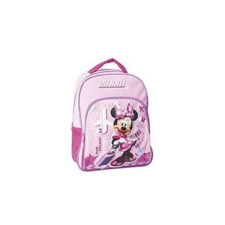 DISNEY - Girls School Backpack Minnie Voyage 42 cm