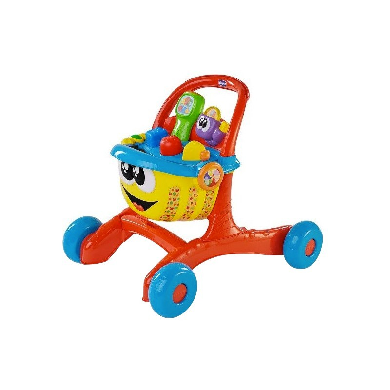 Chicco - Happy shopping first steps - toy 9m+