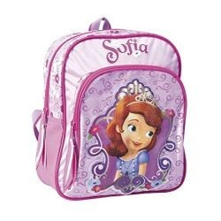 Sofia the First Casual Daypack  Rosa 27 cm