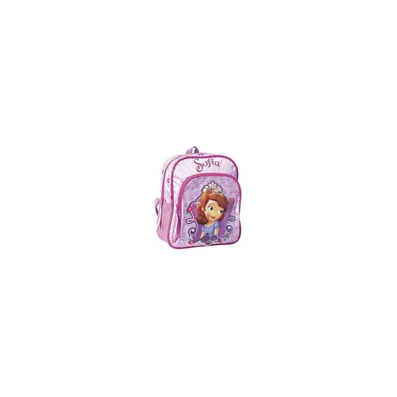 DISNEY - Sofia the First Casual Daypack  Rosa 27 cm