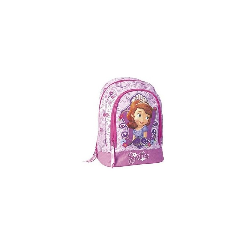 DISNEY - Girls Kindergarten Backpack Princess Sofia 33 cm