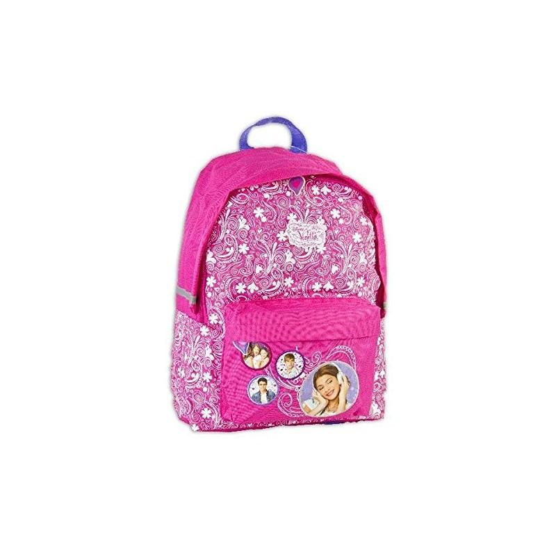 DISNEY - Violetta : Backpack  - Primary School Bag