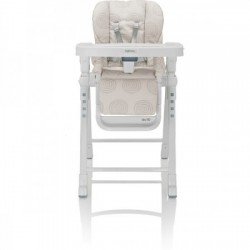 Highchair Baby Meal Giusto Color Coconut 2015