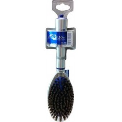 Hair Brush Professional Pneumatic Oval Bristles