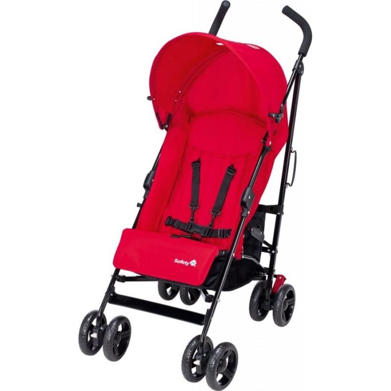 SAFETY 1ST - 1 st Stroller Ultra Light Slim Plain Red