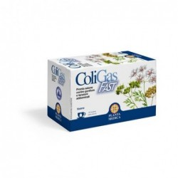 Coligas Fast - supplement for bloating - 20 tea Bags