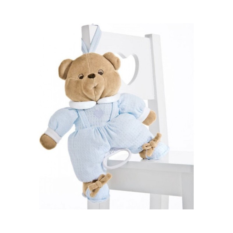 Nanan - Toy Carillon For Bed Puccio Blue