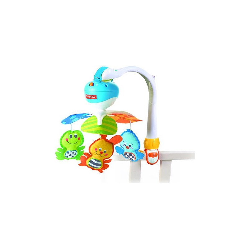 TINY LOVE - Toy Carousel Music For Cot Take Along Mobile