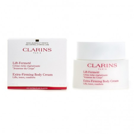CLARINS - Extra-Firming Body Cream Riche And Regenering 200 Ml