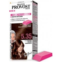 Professional Hair Dye Double Reflection N 5.35 Light Brown Chocolate