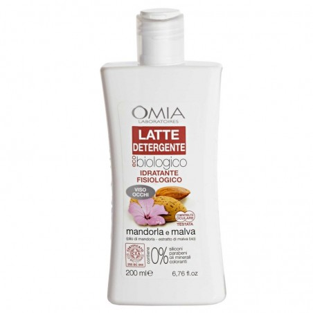 OMIA LABORATOIRES - Almond and mallow cleansing milk 200 ml