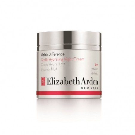 Elizabeth Arden - Visible Difference Gentle Hydrating Night Cream For Dry Skin 50 Ml