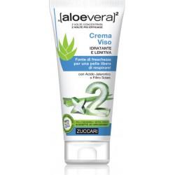Aloe Vera 2 Face Cream Moisturizing Soothing 50 ml