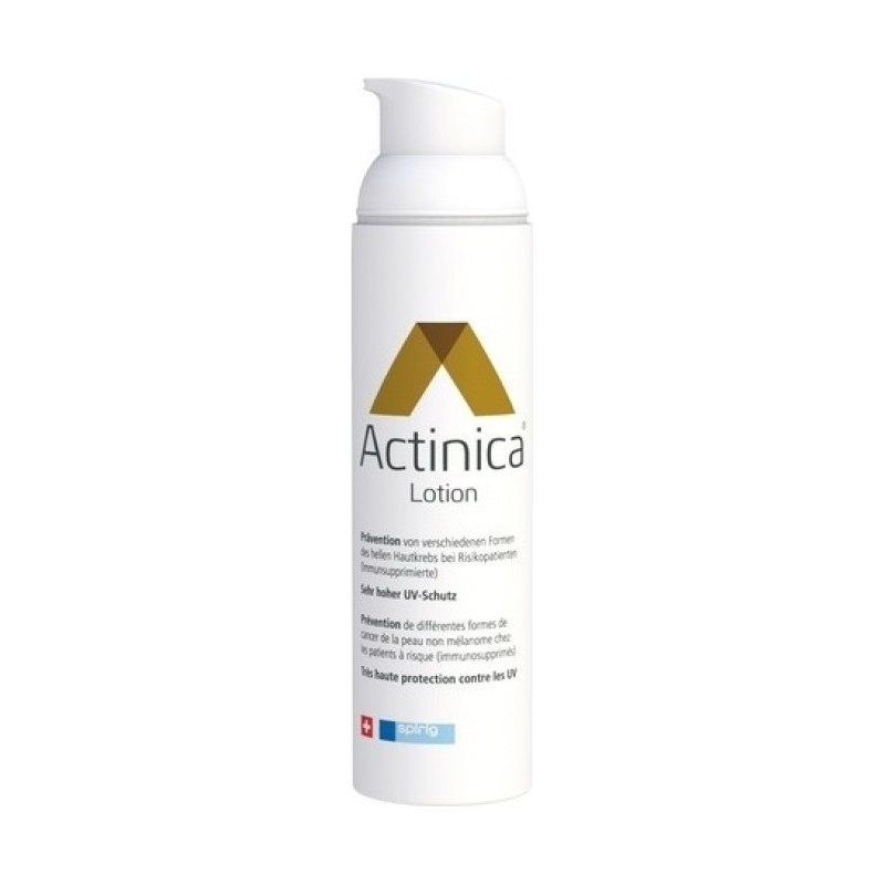 GALDERMA - Actinica Lotion Protective Lotion Against UVA and UVB rays 80 ml