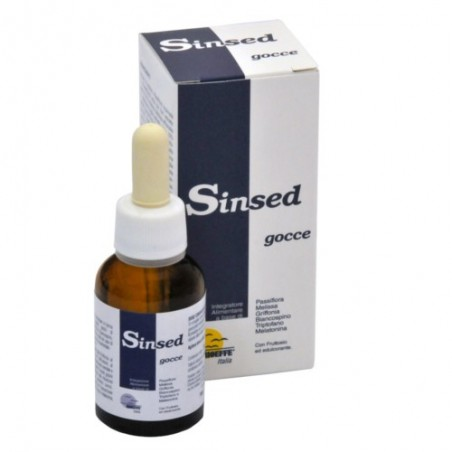 BIOEFFE - Sinsed - dietary supplement for mood - Drops 30 ml