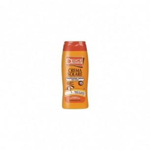 Sun Cream Medium Protection Water Resistant Spf 15 250 ml