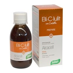 Bi-C-Lulit Alcacell With Centella Draining Action 200 ml