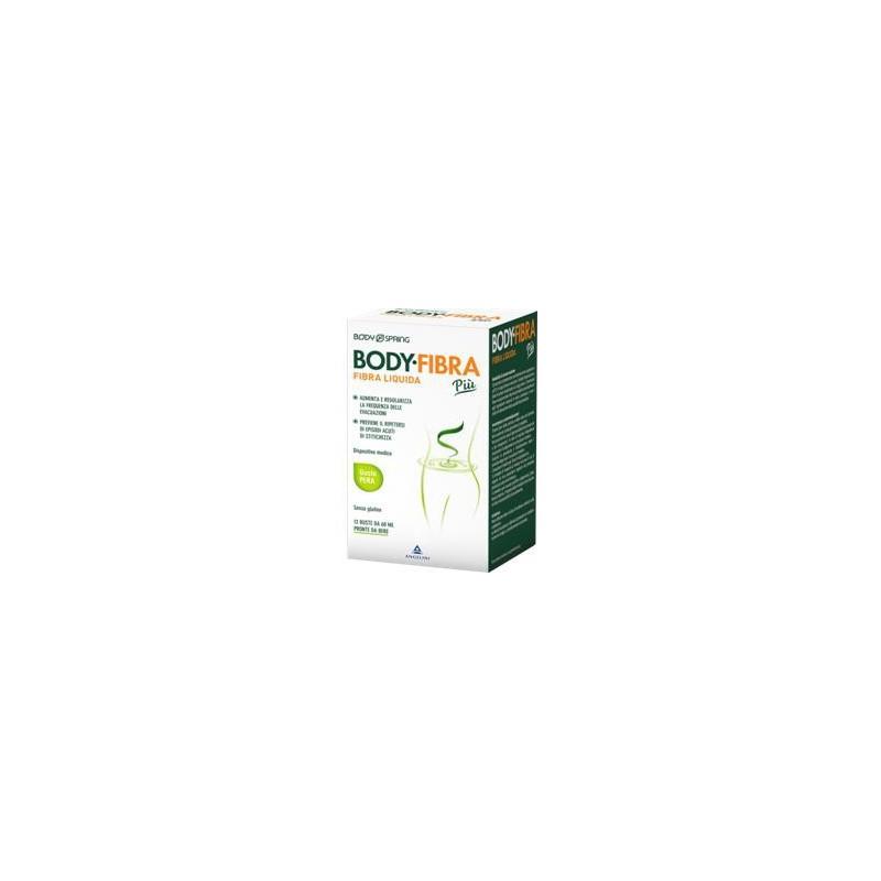 Body Spring - Body Fibra Più Pear Flavour For Intestinal System 12 Sachets