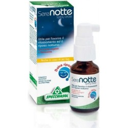 Supplement Serenotte Spray To Help You Sleep 15 ml