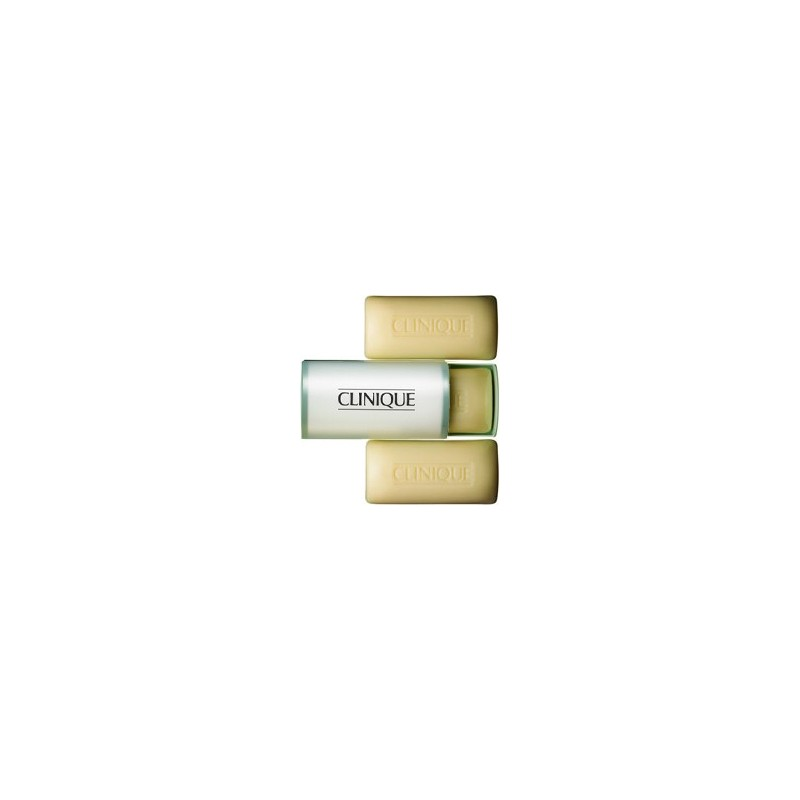 Clinique - 3 Little Soaps With Travel Dish 3 x 50 Gr