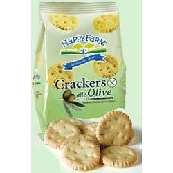 Linde Medicale  Cracker Olive 60Gr