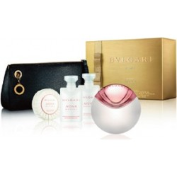 kit Aqua Divina edt  65ml +Body Lotion +Shower Gel +Sapone + Pochette